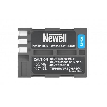 Akumulator Newell zamiennik EN-EL3e - Zdjęcie 3
