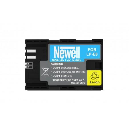 Akumulator Newell zamiennik LP-E6 - Zdjęcie 3