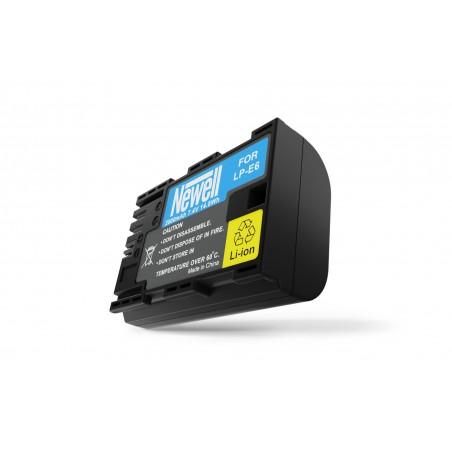 Akumulator Newell zamiennik LP-E6 - Zdjęcie 4
