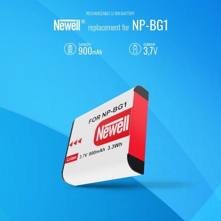 Akumulator Newell zamiennik NP-BG1 - Zdjęcie 5