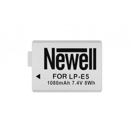 Akumulator Newell zamiennik LP-E5 - Zdjęcie 3