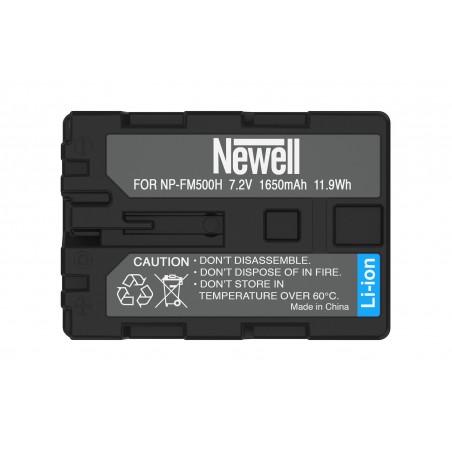 Akumulator Newell zamiennik NP-FM500H - Zdjęcie 3