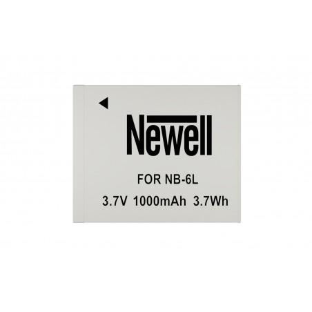 Akumulator Newell zamiennik NB-6L - Zdjęcie 3