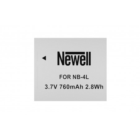 Akumulator Newell zamiennik NB-4L - Zdjęcie 3