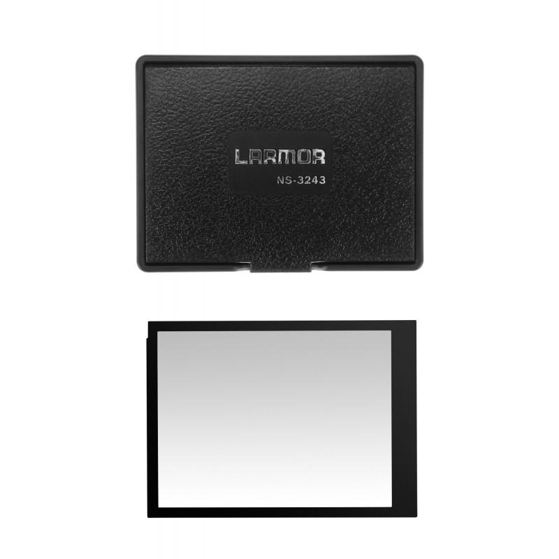 Osłony LCD ochronna i przeciwsłoneczna GGS Larmor GEN5 do Sony z serii RX1 / RX10 / RX100 - Zdjęcie 1