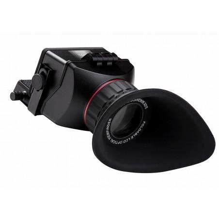Wizjer powiększający do wyświetlacza GGS Viewfinder Swivi S4 - Zdjęcie 1