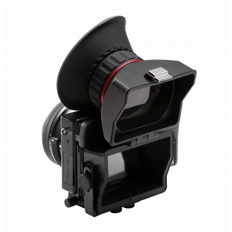 Wizjer powiększający do wyświetlacza GGS Viewfinder Swivi S4 - Zdjęcie 3