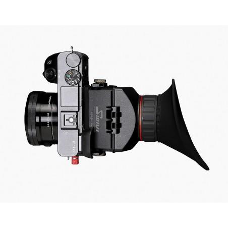 Wizjer powiększający do wyświetlacza GGS Viewfinder Swivi S4 - Zdjęcie 4